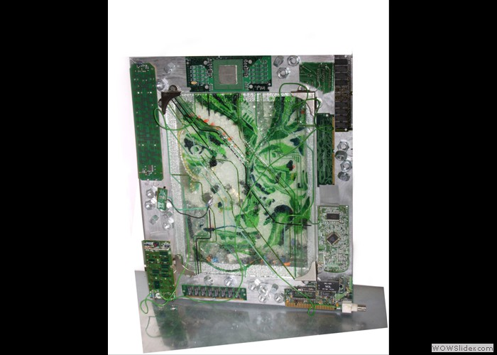 Recycled Art Glass