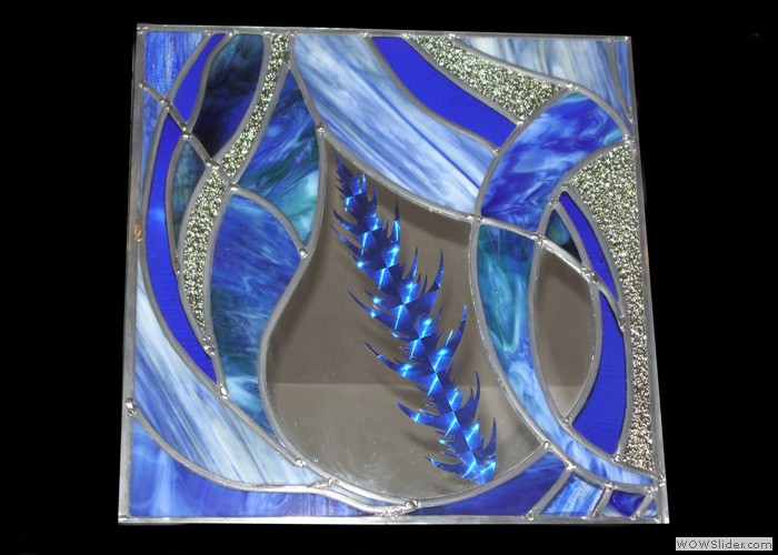 Stained Glass Wall Art Jane Webb